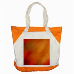 Bright Tech Background Accent Tote Bag