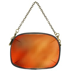 Bright Tech Background Chain Purses (one Side)