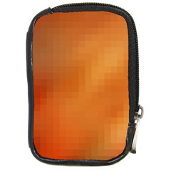 Bright Tech Background Compact Camera Cases