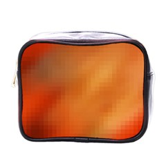 Bright Tech Background Mini Toiletries Bags