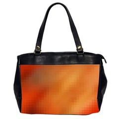 Bright Tech Background Office Handbags (2 Sides)