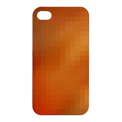 Bright Tech Background Apple Iphone 4/4s Hardshell Case