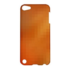 Bright Tech Background Apple Ipod Touch 5 Hardshell Case