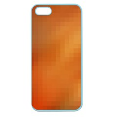 Bright Tech Background Apple Seamless Iphone 5 Case (color)
