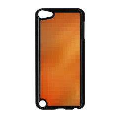 Bright Tech Background Apple Ipod Touch 5 Case (black)