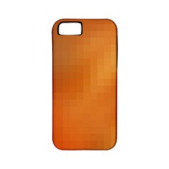 Bright Tech Background Apple Iphone 5 Classic Hardshell Case (pc+silicone)