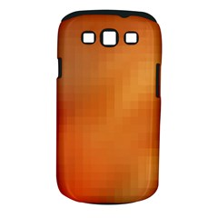 Bright Tech Background Samsung Galaxy S Iii Classic Hardshell Case (pc+silicone)