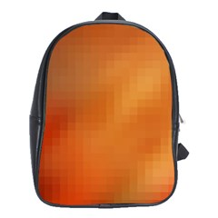 Bright Tech Background School Bags (xl)