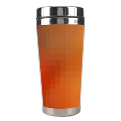 Bright Tech Background Stainless Steel Travel Tumblers