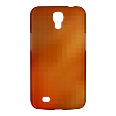 Bright Tech Background Samsung Galaxy Mega 6 3  I9200 Hardshell Case