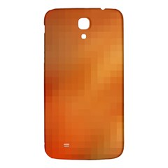 Bright Tech Background Samsung Galaxy Mega I9200 Hardshell Back Case