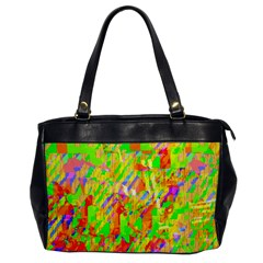 Cheerful Phantasmagoric Pattern Office Handbags