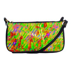 Cheerful Phantasmagoric Pattern Shoulder Clutch Bags