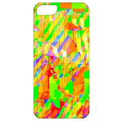 Cheerful Phantasmagoric Pattern Apple Iphone 5 Classic Hardshell Case