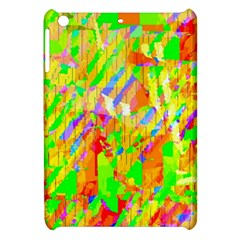 Cheerful Phantasmagoric Pattern Apple Ipad Mini Hardshell Case