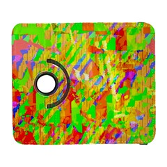 Cheerful Phantasmagoric Pattern Galaxy S3 (flip/folio)