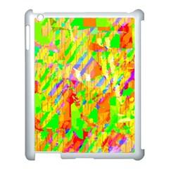 Cheerful Phantasmagoric Pattern Apple Ipad 3/4 Case (white)
