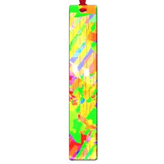 Cheerful Phantasmagoric Pattern Large Book Marks