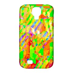 Cheerful Phantasmagoric Pattern Samsung Galaxy S4 Classic Hardshell Case (pc+silicone)