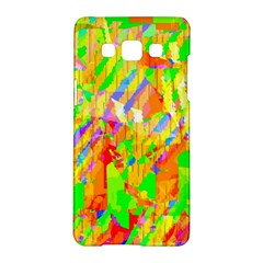 Cheerful Phantasmagoric Pattern Samsung Galaxy A5 Hardshell Case
