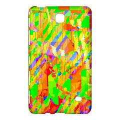Cheerful Phantasmagoric Pattern Samsung Galaxy Tab 4 (7 ) Hardshell Case