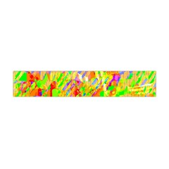 Cheerful Phantasmagoric Pattern Flano Scarf (Mini)