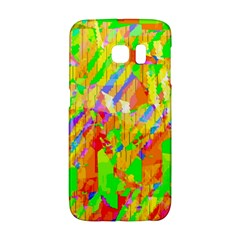 Cheerful Phantasmagoric Pattern Galaxy S6 Edge