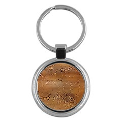 Circuit Board Key Chains (round)