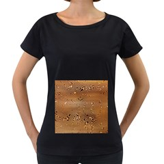 Circuit Board Women s Loose Fit T Shirt (black)