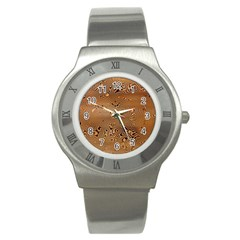 Circuit Board Stainless Steel Watch