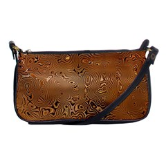 Circuit Board Shoulder Clutch Bags