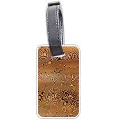 Circuit Board Luggage Tags (one Side)