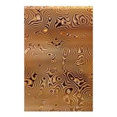 Circuit Board Shower Curtain 48  X 72  (small)