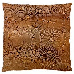 Circuit Board Large Cushion Case (one Side)