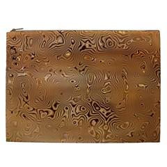Circuit Board Cosmetic Bag (xxl)
