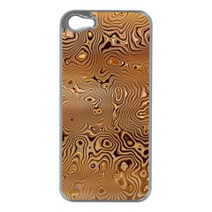 Circuit Board Apple Iphone 5 Case (silver)