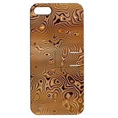 Circuit Board Apple Iphone 5 Hardshell Case With Stand