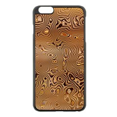 Circuit Board Apple Iphone 6 Plus/6s Plus Black Enamel Case