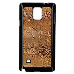 Circuit Board Samsung Galaxy Note 4 Case (black)