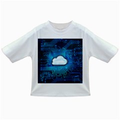 Circuit Computer Chip Cloud Security Infant/toddler T Shirts