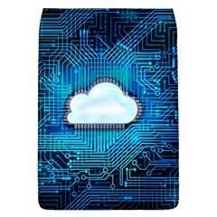 Circuit Computer Chip Cloud Security Flap Covers (s)