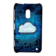 Circuit Computer Chip Cloud Security Nokia Lumia 620