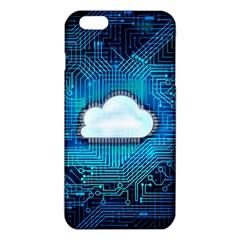 Circuit Computer Chip Cloud Security iPhone 6 Plus/6S Plus TPU Case