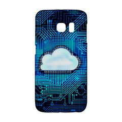 Circuit Computer Chip Cloud Security Galaxy S6 Edge