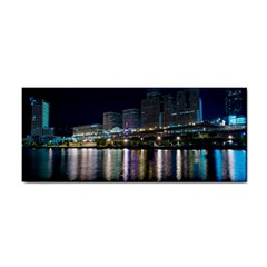 Cleveland Building City By Night Cosmetic Storage Cases