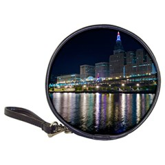 Cleveland Building City By Night Classic 20 Cd Wallets