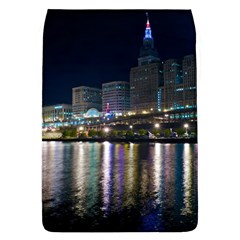 Cleveland Building City By Night Flap Covers (l)