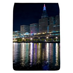 Cleveland Building City By Night Flap Covers (s)