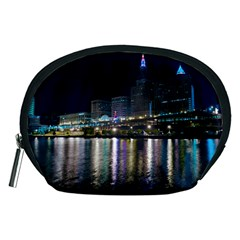 Cleveland Building City By Night Accessory Pouches (medium)