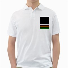Colorful Neon Background Images Golf Shirts